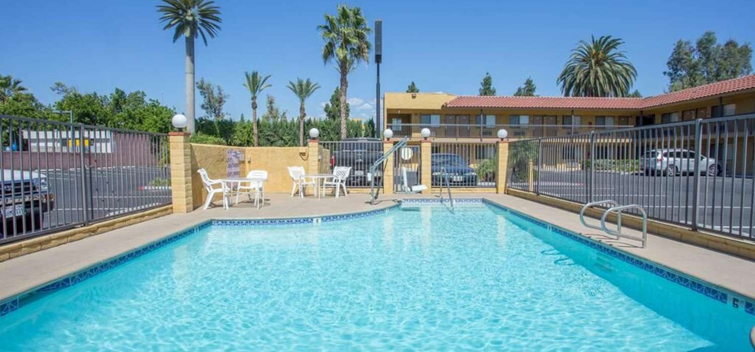 MAKE YOURSELF AT HOME AT OUR ONTARIO, CA HOTEL