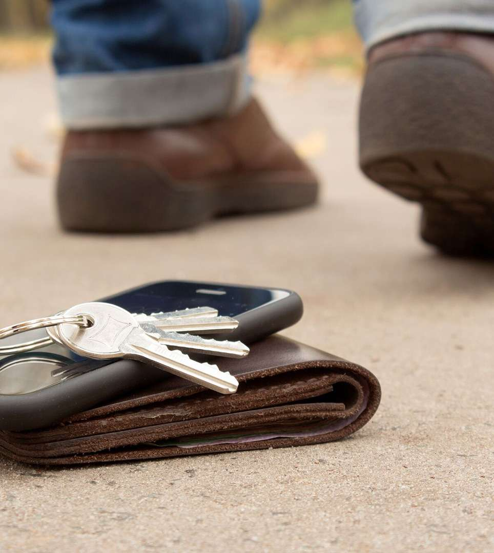 DID YOU FORGET SOMETHING? HOTEL SEVILLE LOST & FOUND