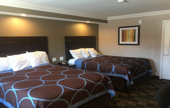Welcome to Hotel Seville - Queen Room with Two Queen Beds